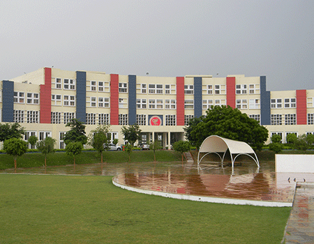 King's College India Building