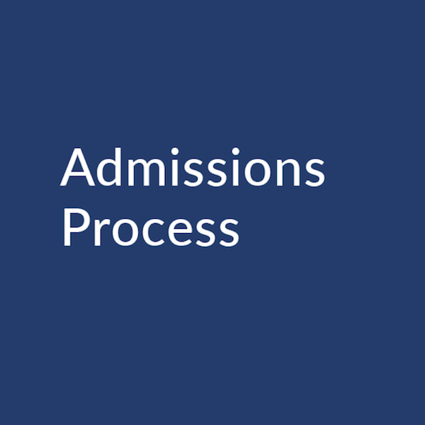 Admissions Process - King's College India