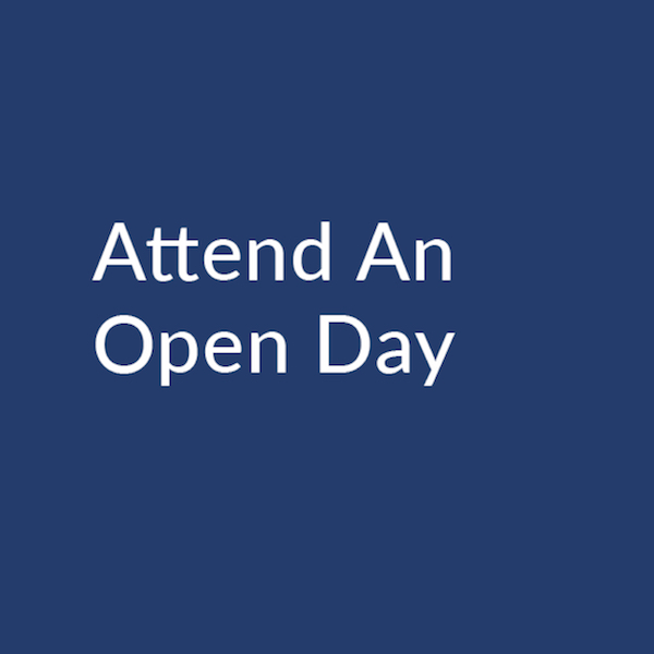 Attend An open Day - King's College India